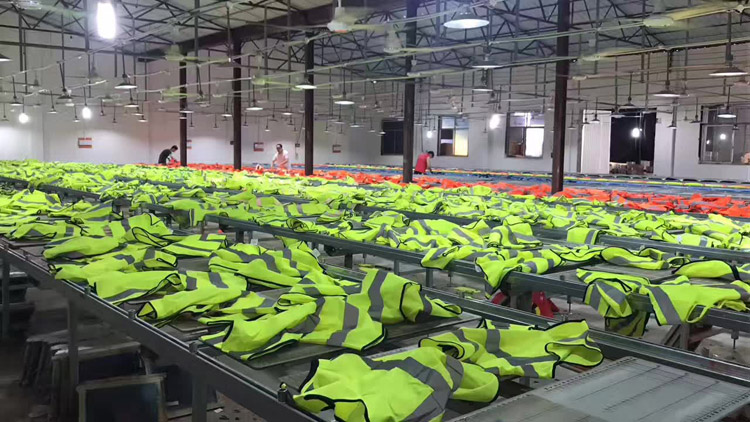 Reflective Vest Firm